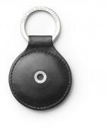 Graf von Faber-Castell - Schlüsselanhänger rund schwarz glatt