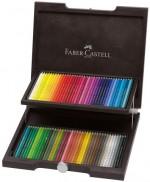 Faber-Castell Farbstift Polychromos 72er Holzkoffer